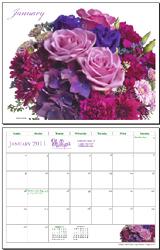 January 2011 Calendar