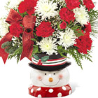 FTD� Snowman Sensation Bouquet