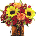 FTD� Giving Thanks Bouquet Deluxe