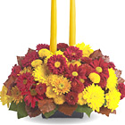 Harvest Happiness Deluxe Centerpiece (Autumn)