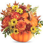Teleflora� Warm Fall Wishes Bouquet