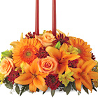 FTD Bright Autumn Centerpiece (Autumn)