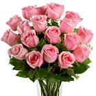 FTD® Pink 18 Roses Bouquet
