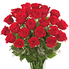 FTD® Red Two Dozen Roses Bouquet