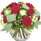 FTD Holiday Bliss Bouquet (Christmas)