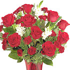 FTD� Holiday Romance Bouquet Deluxe