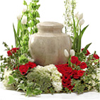 FTD� Tears of Comfort Urn Arrangement