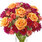 FTD Autumn Treasures Bouquet (Autumn)