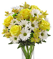 FTD® Sunny Sentiments Bouquet #4793X