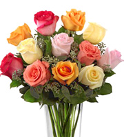 Graceful Grandeur Dozen Roses #4810X
