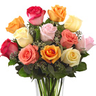 FTD� Graceful Grandeur Dozen Roses Bouquet