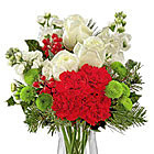 FTD® Christmas Peace Bouquet Dlx.