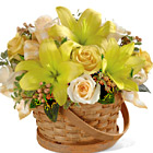 FTD� Sunny Surprise Basket Deluxe