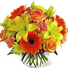 FTD� Vibrant Views Bouquet Deluxe