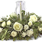 FTD� Glowing Elegance Centerpiece Deluxe