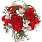 FTD Holiday Hopes Bouquet (Christmas)
