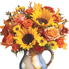 Teleflora� Glaze of Glory Bouquet