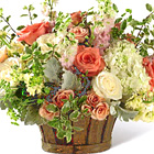FTD� Bountiful Garden Bouquet