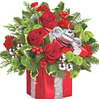 Teleflora� Gift Wrapped Bouquet