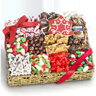 Holiday Delights Chocolate & Sweets Basket
