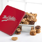 Mrs. Fields� Classic Tin with 48 Nibblers�