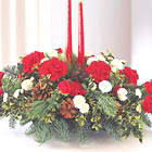 FTD� Christmas Candle Centerpiece