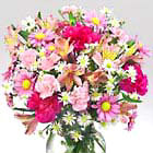 Loving Blooms Vase Bouquet