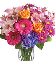 Teleflora�  Wondrous Wishes Bouquet