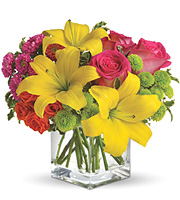 Teleflora® Sunsplash Bouquet #T1591