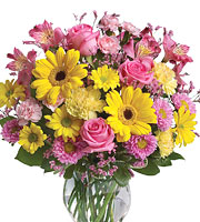 Teleflora® Dazzling Day Bouquet #T211X