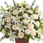 Teleflora� Loving Lilies and Roses