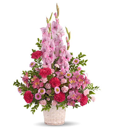 Heavenly Heights Bouquet (Sympathy)