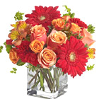 Teleflora Sante Fe Sunset Bouquet (Autumn)