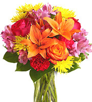 Bright Smiles Bouquet #T5561