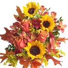Warm Embrace Autumn Bouquet
