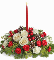 Christmas Aglow Bouquet