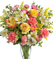 Meant To Be Flowers Bouquet #TV281