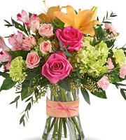 Blush Life Bouquet #TV563