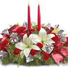 Lights of Christmas Centerpiece