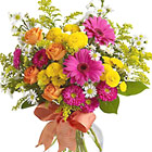 Heat Wave Flowers Bouquet