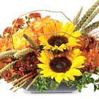 Stylish Autumn Flowers Centerpiece (Fall)