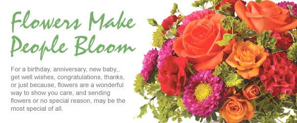 Send Flowers!