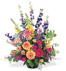 sympathy flowers - Common Flowers In Arrangements