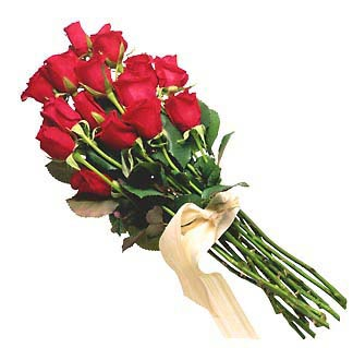 Red Roses Virtual Flower Bouquet