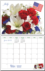 July 2011 Calendar