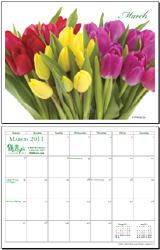 March 2011 Calendar