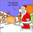 Reindeer Poop(ed)