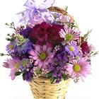 Lavender Fields Basket