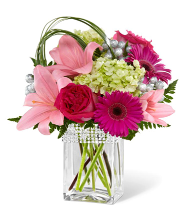 - FTD� Blooming Bliss Bouquet