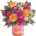Teleflora® Perfect Spring Peach